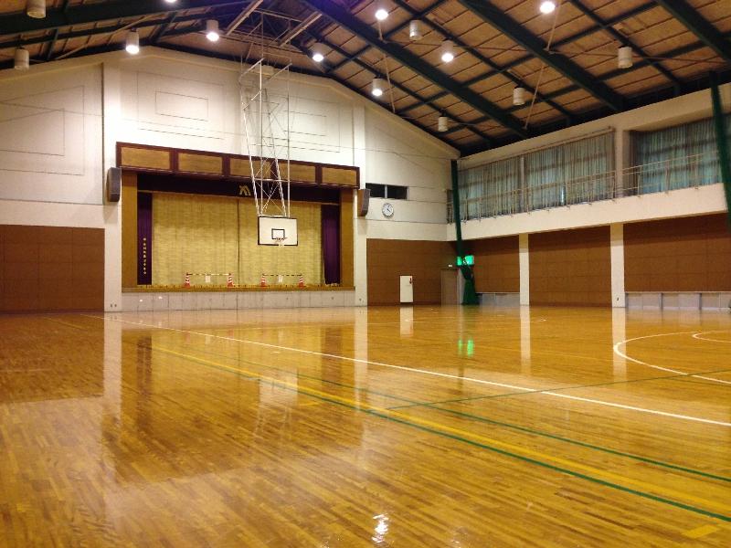 体育館| 香川県青年センター